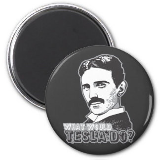Nikola Tesla Imán Redondo 5 Cm