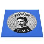 Nikola Tesla Impresiones En Lona