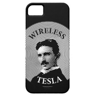 Nikola Tesla iPhone 5 Funda