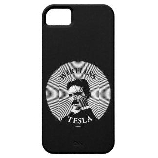 Nikola Tesla iPhone 5 Protectores