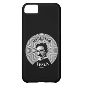 Nikola Tesla iPhone 5C Case