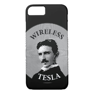 Nikola Tesla iPhone 7 Case
