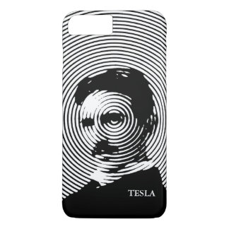 Nikola Tesla iPhone 8 Plus/7 Plus Case