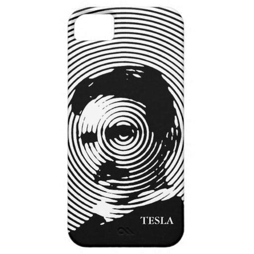 Nikola Tesla iPhone SE/5/5s Case