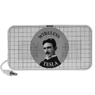 Nikola Tesla iPod Speakers