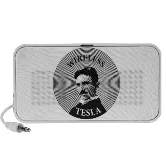 Nikola Tesla Laptop Speakers