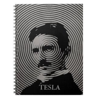 Nikola Tesla Libreta Espiral