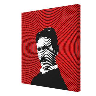 Nikola Tesla Impresiones En Lona Estiradas
