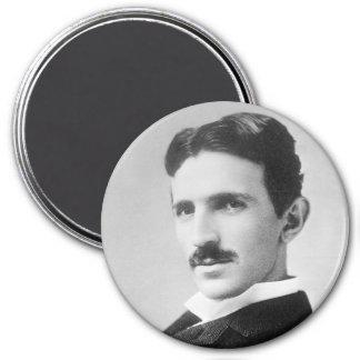 Nikola Tesla Fridge Magnets