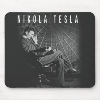 Nikola Tesla - Mousepad
