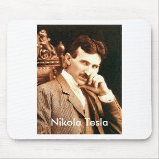 Nikola Tesla Mouse Pads