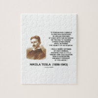 Nikola Tesla Needle In Haystack Theory Calculation Puzzles