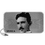 Nikola Tesla Notebook Speakers