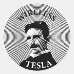 Nikola Tesla Pegatinas