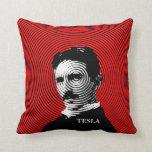 Nikola Tesla Pillows