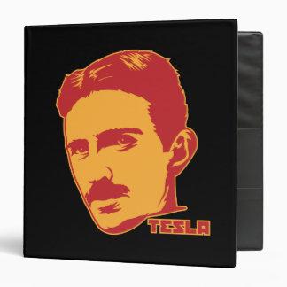 Nikola Tesla Portrait Binders