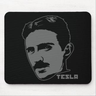 Nikola Tesla Portrait Mousepad
