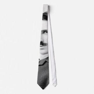Nikola Tesla Portrait Tie