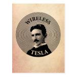 Nikola Tesla Postales