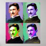 Nikola Tesla Póster