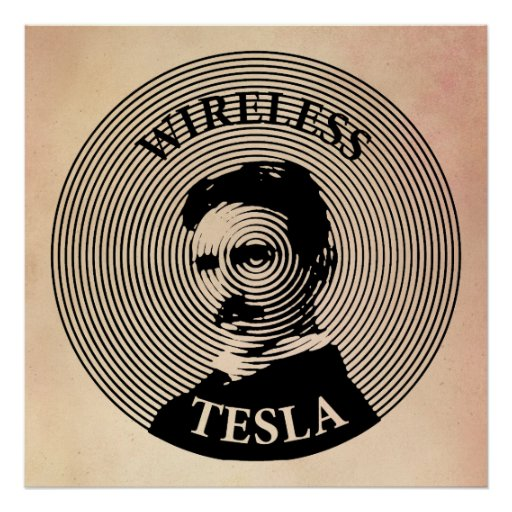 Nikola Tesla Posters