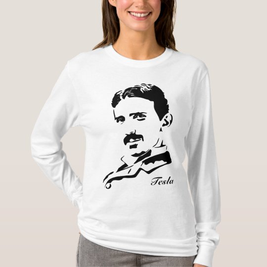 Nikola Tesla Rules! T-Shirt