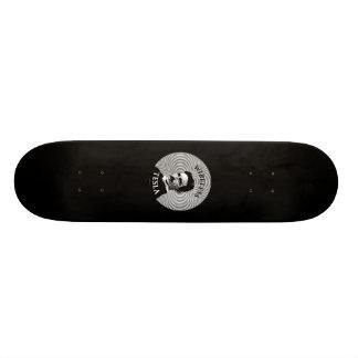 Nikola Tesla Skate Board