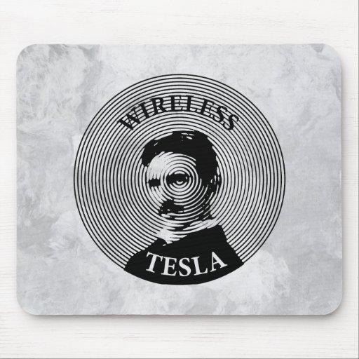 Nikola Tesla Tapetes De Ratón