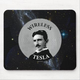 Nikola Tesla Tapetes De Raton