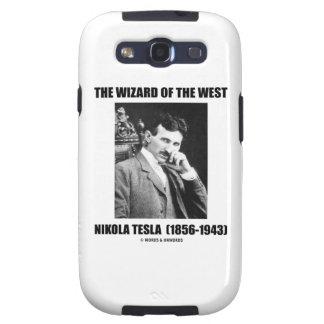 Nikola Tesla The Wizard Of The West Samsung Galaxy SIII Case
