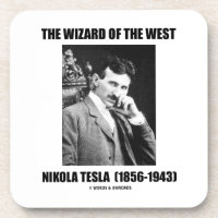 Nikola Tesla The Wizard Of The West Coasters