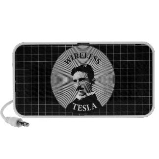 Nikola Tesla Travel Speakers