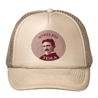 Nikola Tesla Trucker Hat