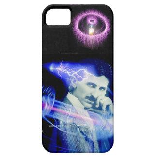 Nikola Tesla's Electromagnetism iPhone SE/5/5s Case