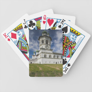 Nikola-Vyazhischi Convent Bicycle Playing Cards