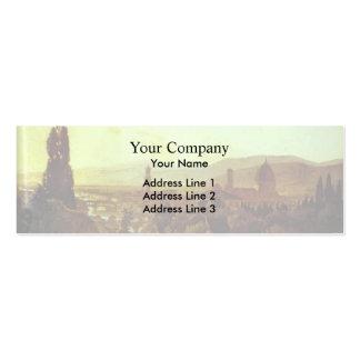 Nikolai Ge- Florence Business Card Templates