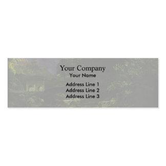 Nikolai Ge- Marble Quarry at Carrara Business Card Templates