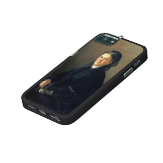 Nikolai Ge- Portrait of Anna Olsufyeva iPhone 5/5S Case