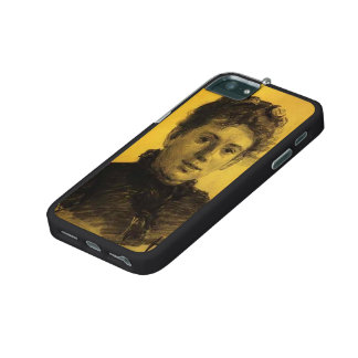 Nikolai Ge- Portrait of Tatyana Tolstaya iPhone 5 Case