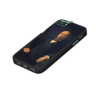 Nikolai Ge- Portrait of the Poet Nikolay Nekrasov Case For iPhone 5/5S