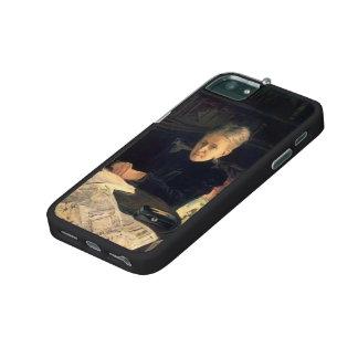 Nikolai Ge- Portrait of Yelena Likhachova iPhone 5 Cases