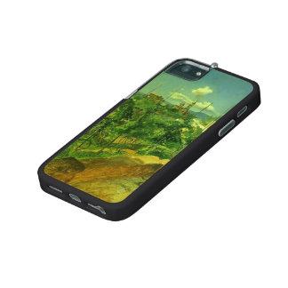 Nikolai Ge- Vineyard at Vico iPhone 5 Case
