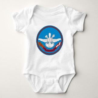 Nikolai Zhukovsky Air Force Engineer Militar Baby Bodysuit