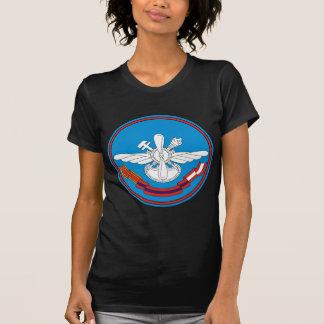 Nikolai Zhukovsky Air Force Engineer Militar Tee Shirt