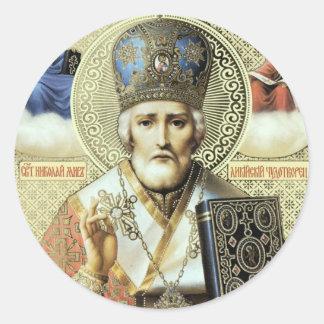 Nikolaos of Myra Stickers