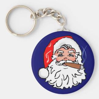Nikolaus Santa Claus cigar Santa Claus cigar Keychain