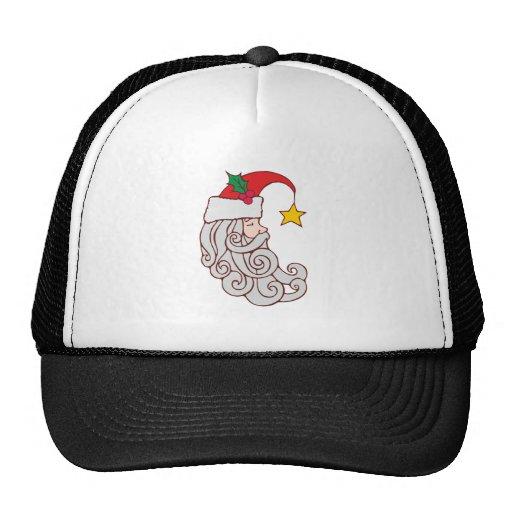 Nikolaus Weihnachtsmann Santa Claus Trucker Mützen