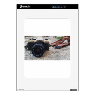 Nikon Film Camera iPad Skin