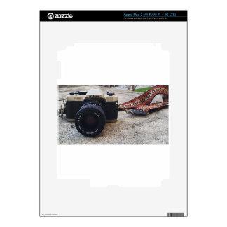 Nikon Film Camera Skins For iPad 3