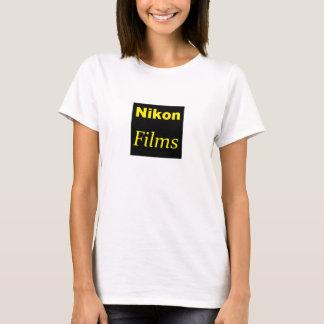 Nikon Films Women's Shirt